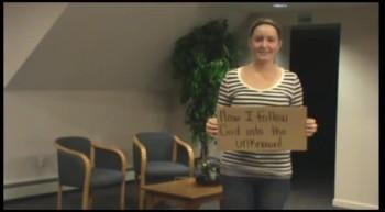 Spencerport Wesleyan Youth Cardboard Testimonies