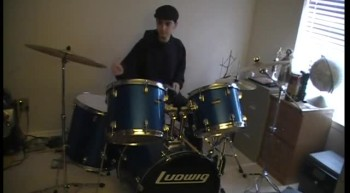 Move by MercyMe drum cover
