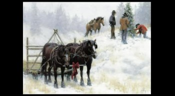 The Loyal Cowboy & his prayer