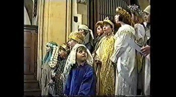Hysterical Nativity Angel - Little Girl Steals Show!