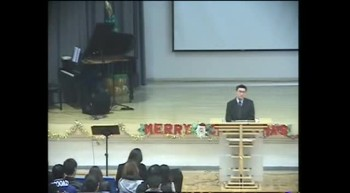 Kei To Mongkok Church Sunday Service 2011.12.18 Part 2/4