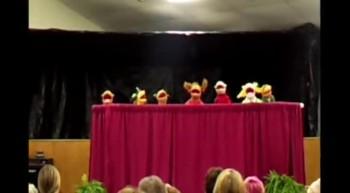 FBC Webster FL Puppets