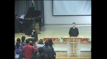 Kei To Mongkok Church Sunday Service 2011.12.18 Part 3/4