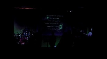 Not To Us - Chris Tomlin cover 12-11-11