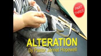 Alterations