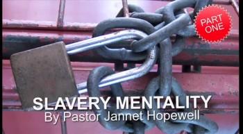 Slavery Mentality