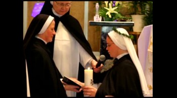 Dominican Sisters - Pope Benedict speaks on following Christ exclusively