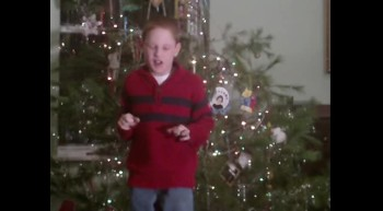 Christopher Duffley sings Give Love on Christmas Day