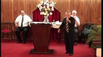 Confiando en la Palabra de Dios. Evangelista Jorge Leone. 18-12-2011