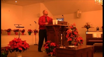 Christmas Day 2011 Sermon Part 2