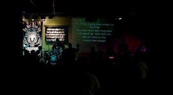 Enough - Chris Tomlin cover 1-1-12
