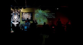 Mighty Breath Of God - Jesus Culture cover 1-1-12