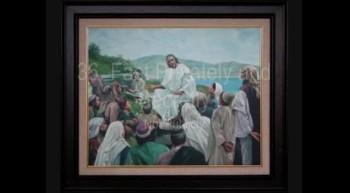Christian Commandments Based on Jesus' Sermon on the Mount