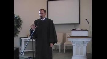 Rev. R. Scott MacLaren, Pastor