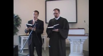 """Hymn: """"A Mighty Fortress,"""" First OPC Perkasie"""