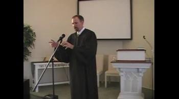 """The Gospel Revealed,"" R S MacLaren, First OPC Perkasie"