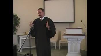 """The Gospel Revealed,"" R S MacLaren, First OPC Perkasie, PA"