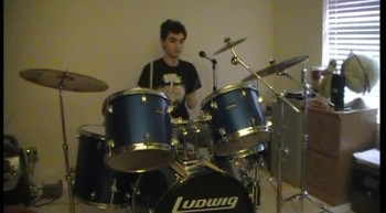 Strong enough to save by Tenth Avenue North Drum cover