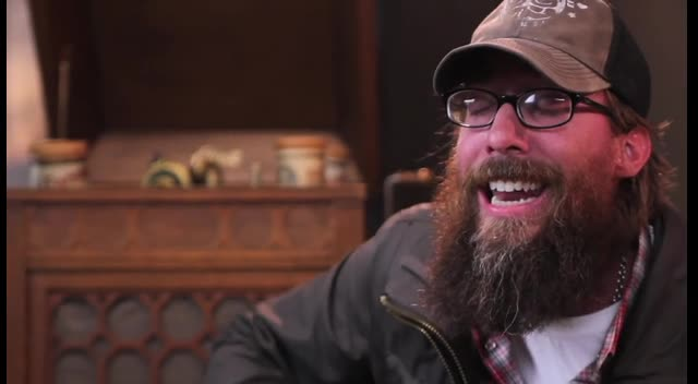 David Crowder*Band Acoustic Performance of Let Me Feel You Shine