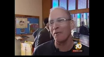 """News Channel 10 (San Diego) """"Man Recites Book Of Revelation From Memory"""""""