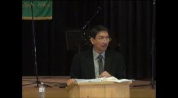Pastor Preaching - 010812