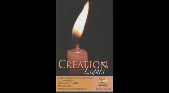 Creation Light 004 - Evolution Does Not Work - Bruce Malone