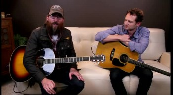 David Crowder Talks About The Concept Behind Give Us Rest