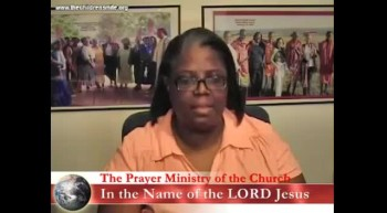 The Prayer Ministry of the Church: In the Name of the LORD Jesus