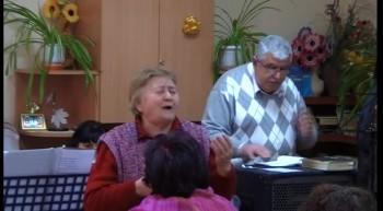 Свидетелство на изцелена от мозъчен инсулт - от Бога ,след молитва в църква