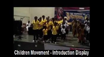Heavengate Bible Mission 31-12-2011 Children Display