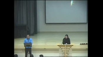 Kei To Mongkok Church Sunday Service 2012.01.15 Part 1/4