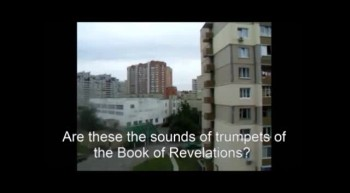 Last days trumpet sounds caught on video worldwide? (Please share on your facebook for your unsaved friends to view. Also, if you have youtube feel free to upload)