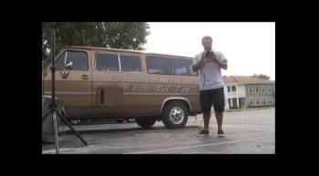 Loving Hands Ministries..Street Evangelism in Ebor City, Florida (Omar Malic)
