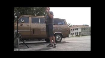 Loving Hands Ministries..Street Evangelism in Ebor City, Florida (Mike Haffner)