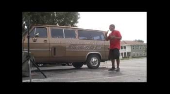 Loving Hands Ministries..Street Evangelism in Ebor City, Florida (David Rivera)(Part 2)