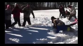 Beacon Baptist Church - Snow Camp 2012