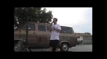Loving Hands Ministries..Street Evangelism in Ebor City, Florida (Joe Hamblen) (Part 2)