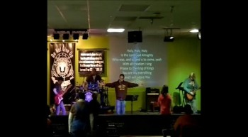 Revelation Song - Kari Jobe cover 1-20-12