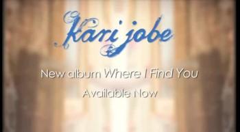 Kari Jobe - Steady My Heart (Official Lyric Slideshow)