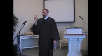 """The Christian Ministry,"" Pt 2 1/08/2012; R Scott MacLaren First OPC Perkasie"