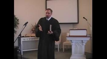 """""""Two Jerusalems,"""" Pt 1 1/15/12 R Scott MacLaren First Presbyterian Church Perkasie"""