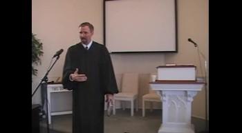 """""""Two Jerusalems,"""" Pt 2; 1/15/12 R Scott MacLaren First Presbyterian Church Perkasie"""