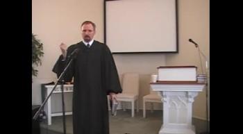 """Be Free!"" Pt. 1; R. Scott MacLaren, First Presbyterian Church, Perkasie, PA OPC"