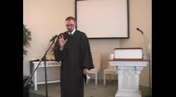 """Be Free!"" Pt. 2; R. Scott MacLaren, First Presbyterian Church, Perkasie, PA OPC"