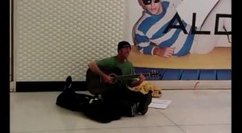Homeless Subway Singer Has Amazing Gospel Voice