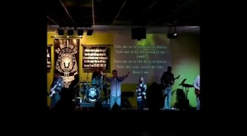 Take Me In - Kutless cover 1-22-12
