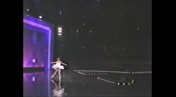 Hearing Impaired Miss America Contestant Beautiful Dance