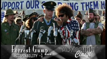 FORREST GUMP classic review