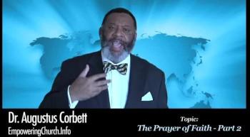 The Prayer of Faith - 2