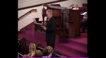 Thoburn United Methodist Church January 29, 2012 Service